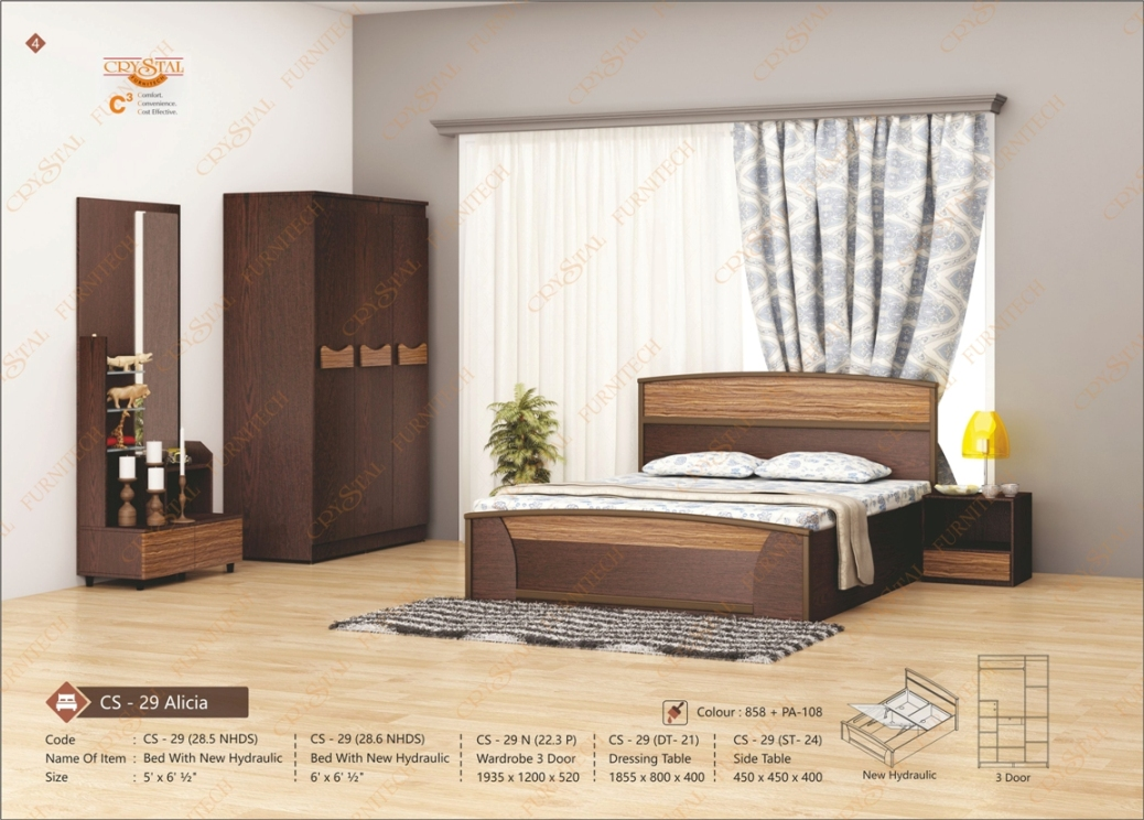 Modular Home Furniture Manufacturer in India